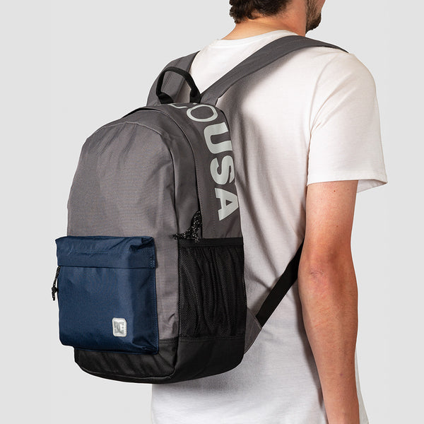 DC Backsider CB 18.5L Backpack Pewter