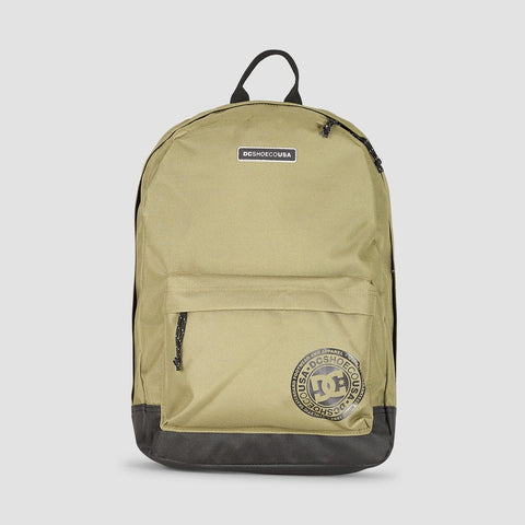 DC Backstack 18.5L Backpack Burnt Olive