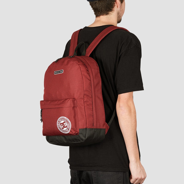 DC Backstack 18.5L Backpack Cabernet - Accessories
