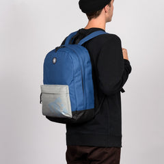 DC Backstack 18.5L Backpack Washed Indigo 1 - Accessories