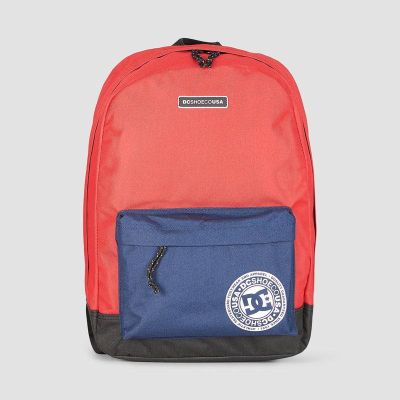 DC Backstack CB 18.5L Backpack Tango Red - Accessories