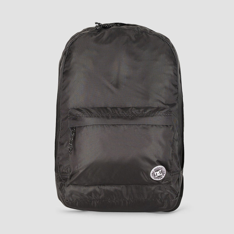 DC Backstack Fabric 18.5L Backpack Black - Accessories