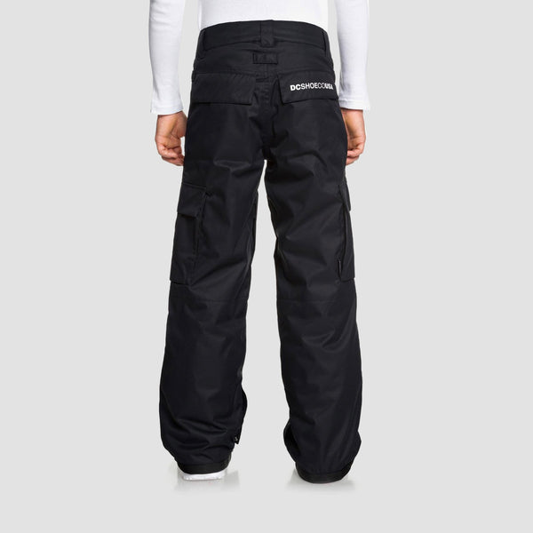 DC Banshee Snow Pants Black - Kids