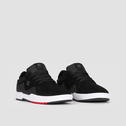 DC Barksdale Black/Grey - Footwear