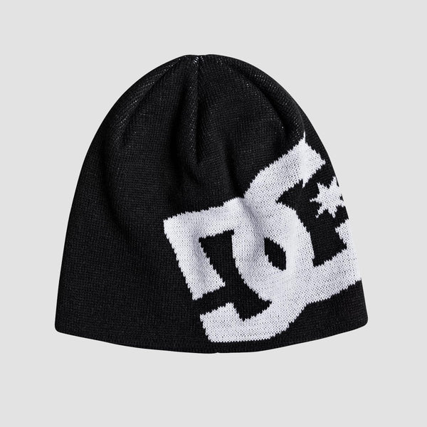 DC Big Star Beanie Black - Kids - Accessories