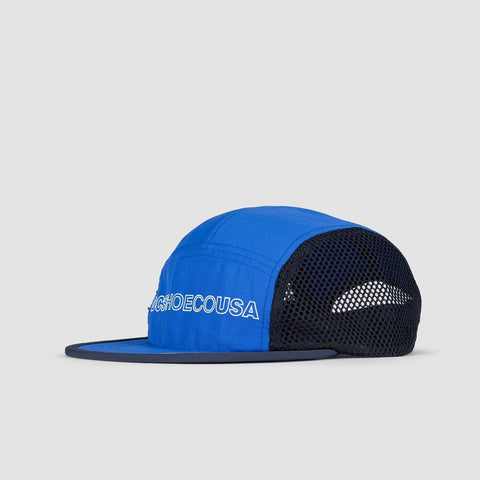 DC Blunters Strapback Cap Nautical Blue