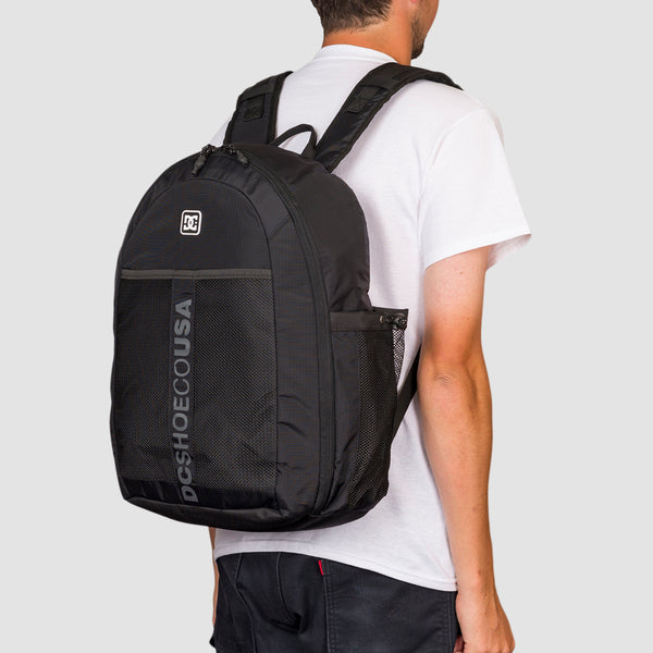 DC Bumper 22L Backpack Black