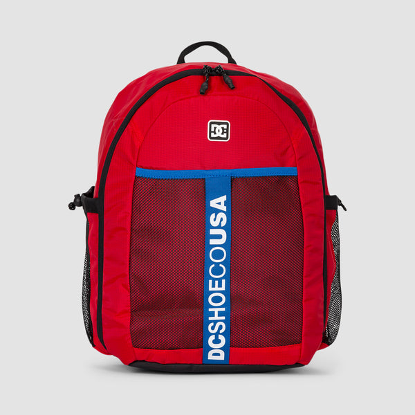 DC Bumper 22L Backpack Racing Red