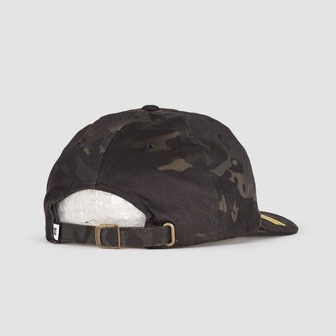 DC Cam Hipper Strapback Cap Black - Accessories