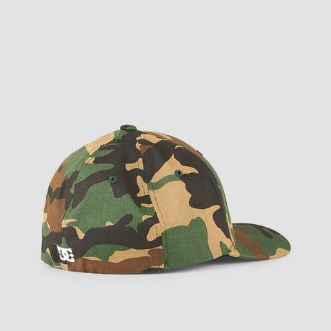 DC Cap Star 2 Cap Camo - Accessories