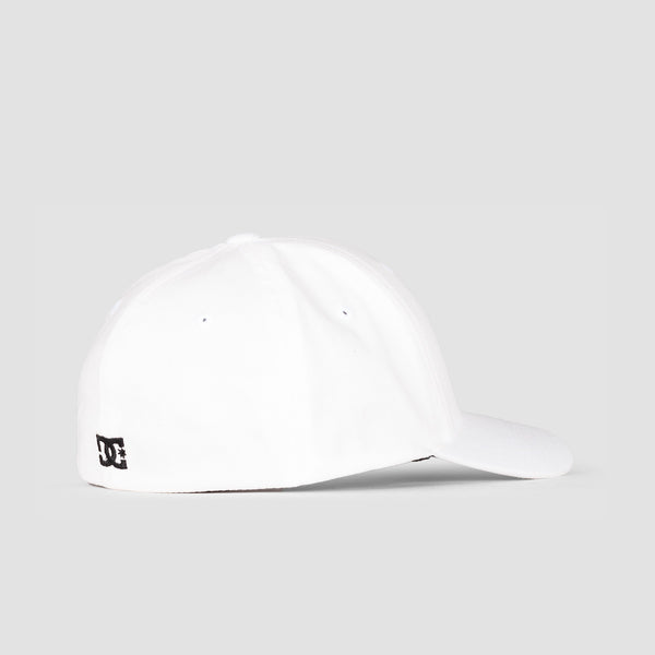DC Cap Star 2 Cap White/Black - Kids