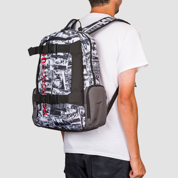 DC Chalkers 28L Backpack White