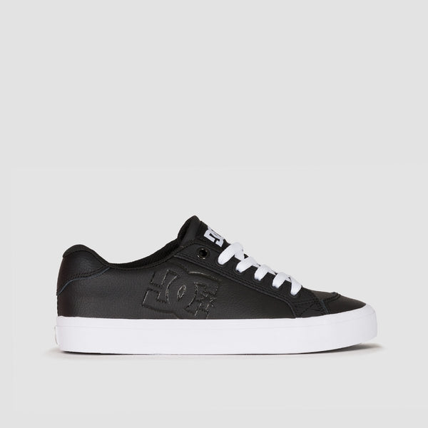 DC Chelsea Plus SE Black - Womens - Footwear