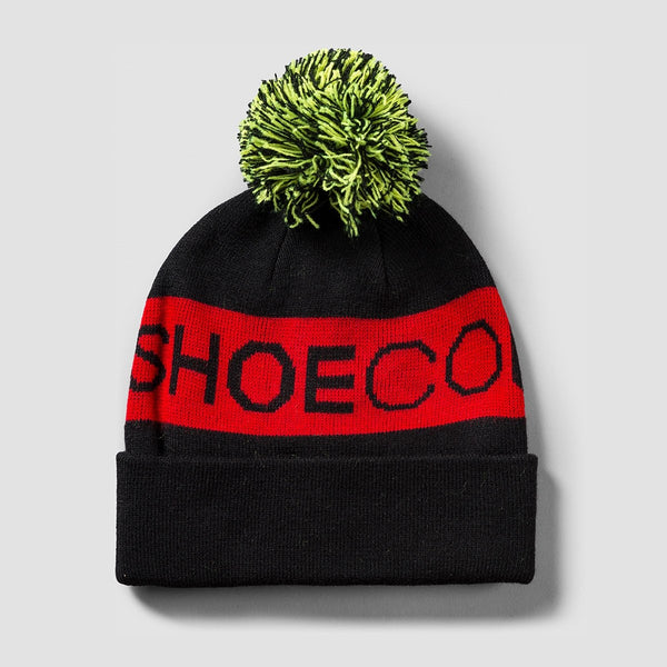 DC Chester Beanie Black - Accessories