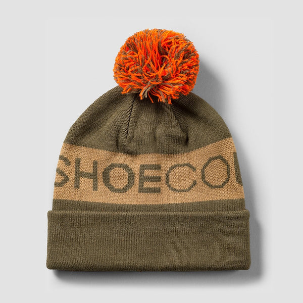 DC Chester Beanie Olive Night - Kids - Accessories