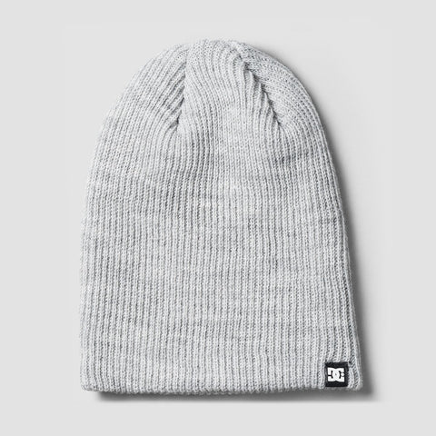 DC Clap Beanie Grey Heather
