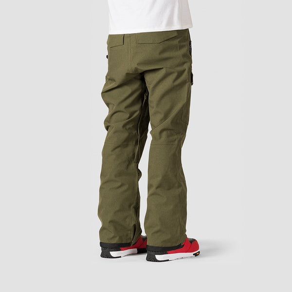 DC Code Snow Pants Olive Night - Snowboard