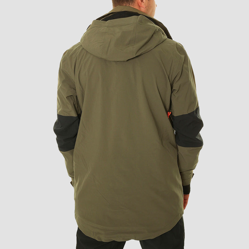 DC Command Packable Snow Jacket Olive Night