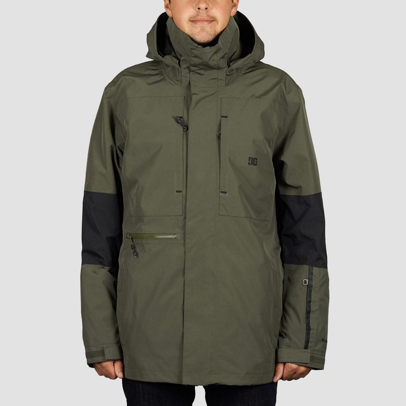 DC Command Snow Jacket Beetle - Snowboard