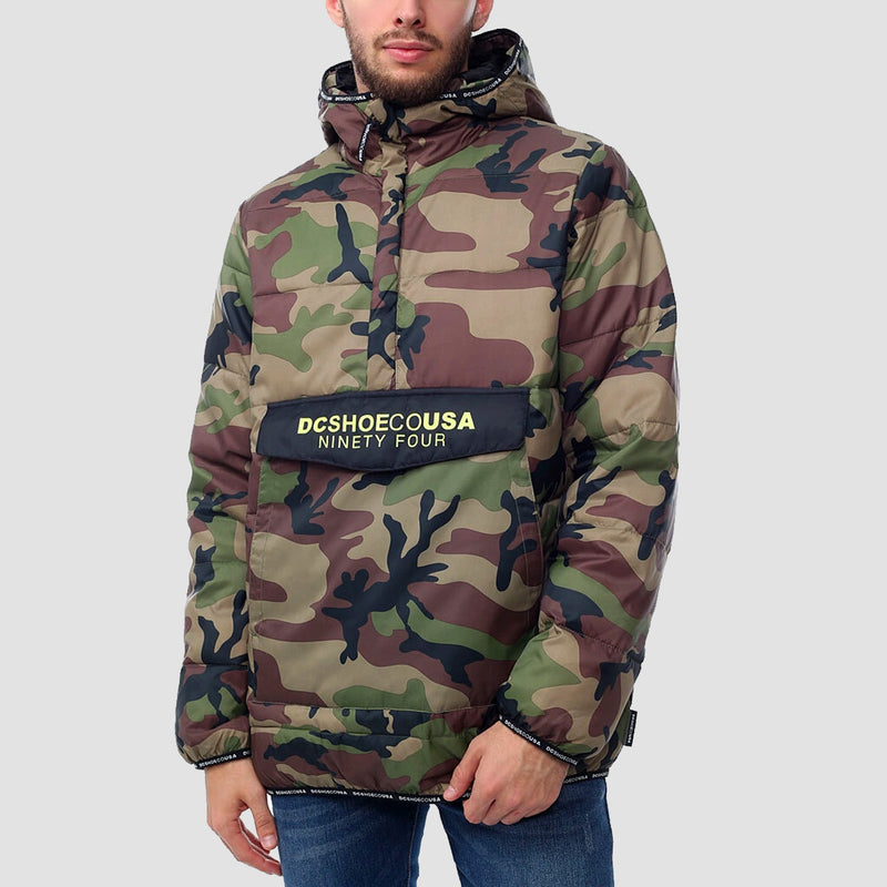 DC Coningsby Jacket Camo