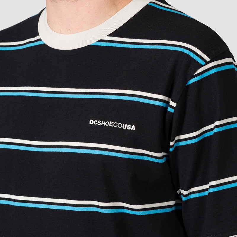 DC Corning Tee Black