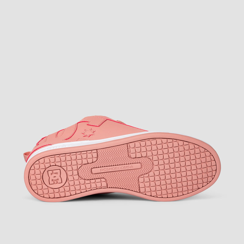 DC Court Graffik Rose - Womens
