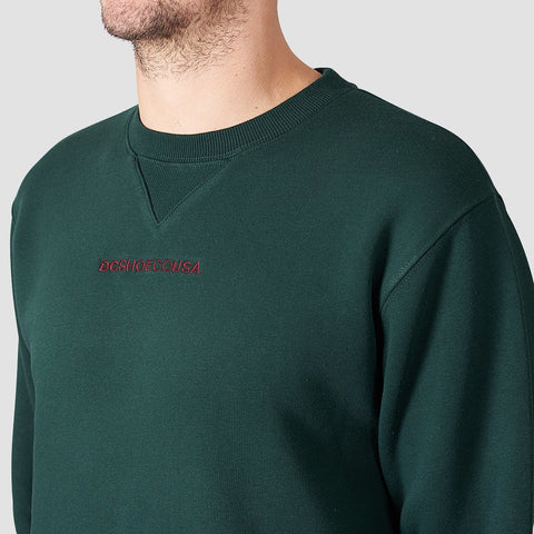 DC Craigburn Crew Sweat Pine Grove - Clothing