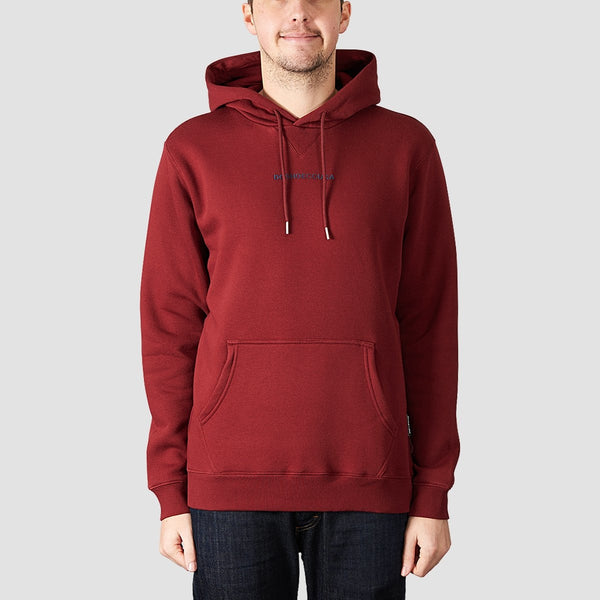 DC Craigburn Pullover Hood Cabernet - Clothing