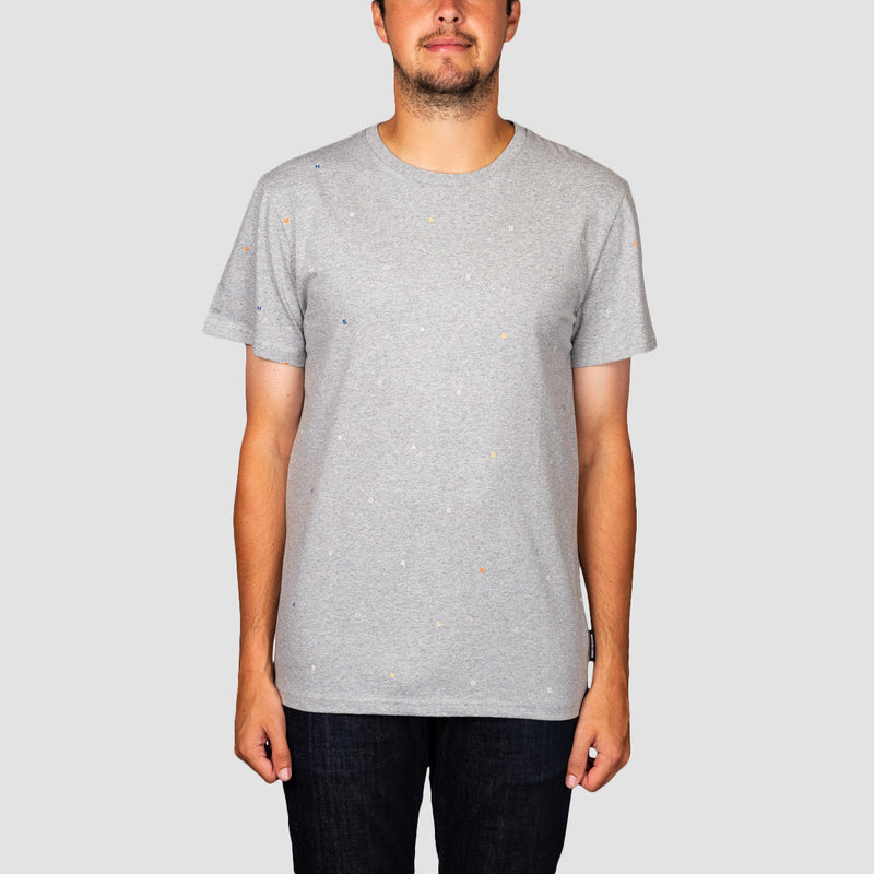DC Cresdee 2 Tee Grey Heather