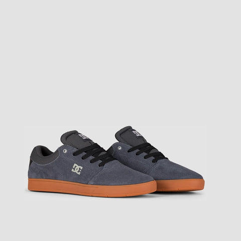 DC Crisis Charcoal - Footwear