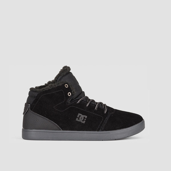 DC Crisis High WNT Black - Kids - Footwear