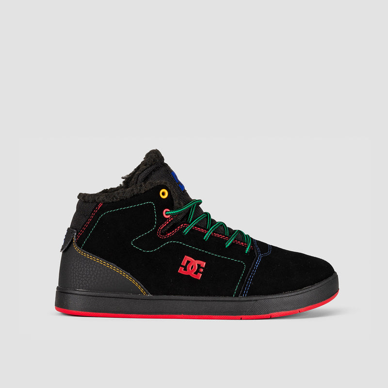 DC Crisis High WNT Black/Red/Yellow - Kids
