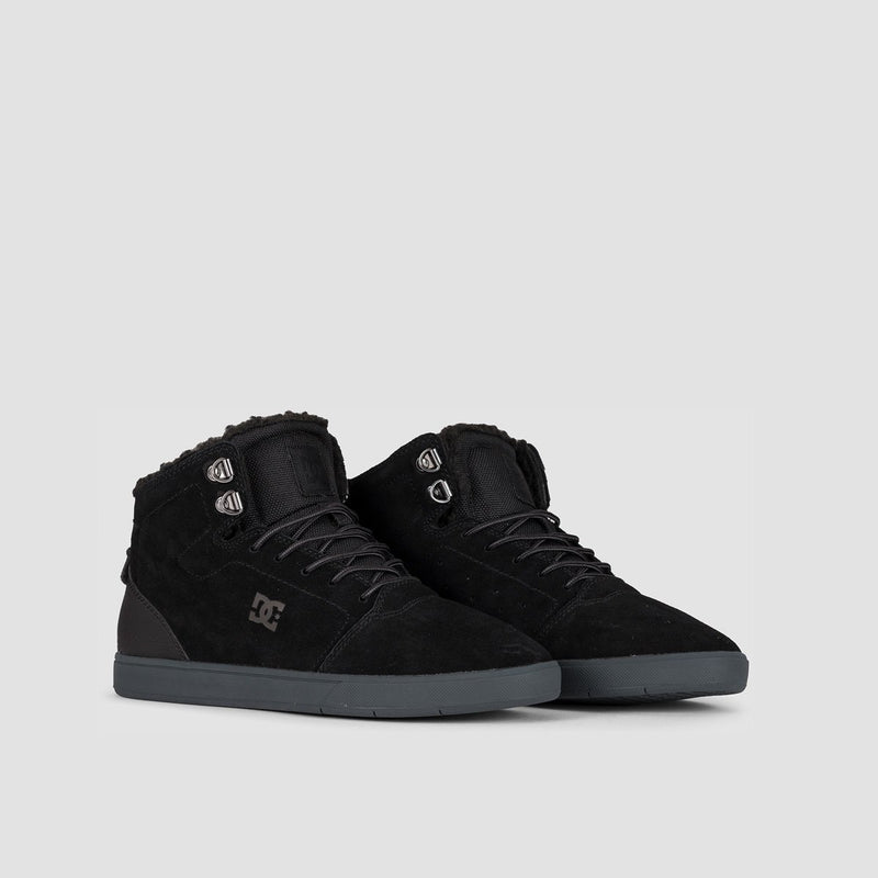 DC Crisis High WNT Black/Grey - Footwear