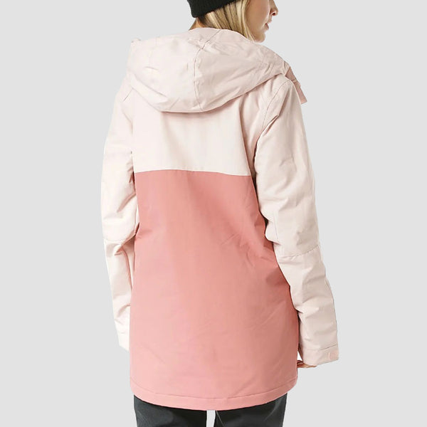 DC Cruiser Snow Jacket Peach Whip - Womens