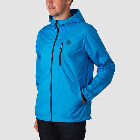DC Dagup 5 Jacket Brilliant Blue - Clothing