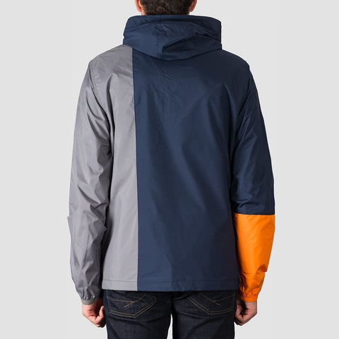 DC Dagup Triple Block Jacket Black Iris - Clothing