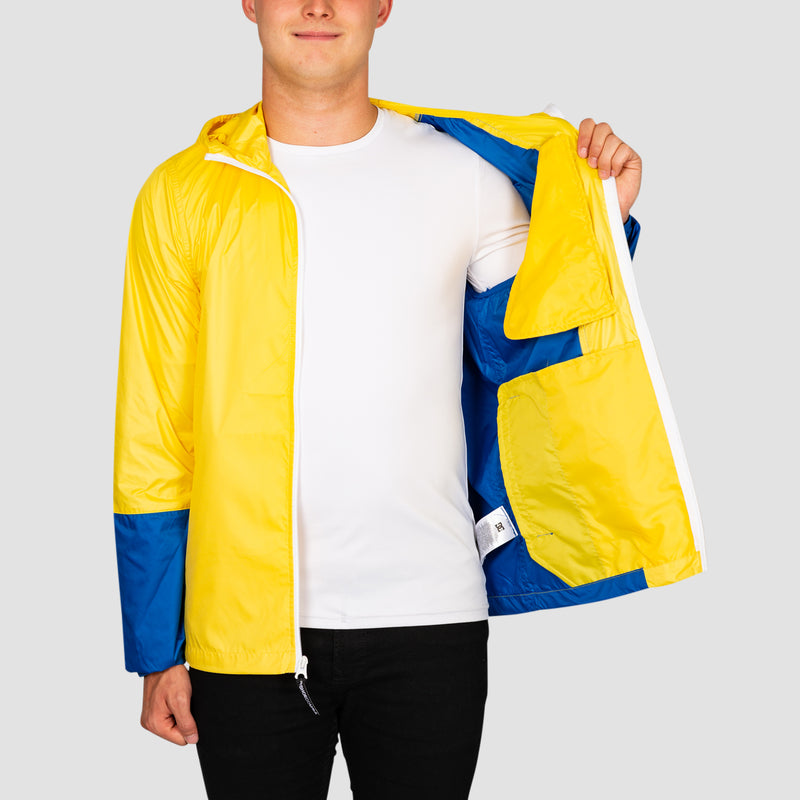 DC Dagup Triple Block Jacket Dandelion