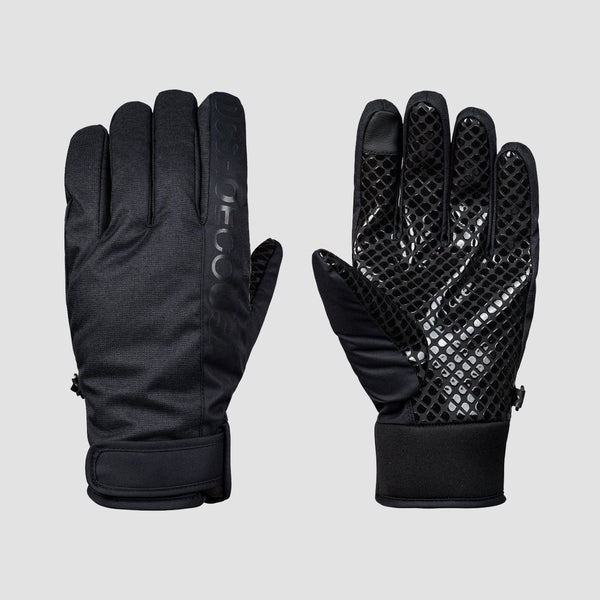 DC Deadeye Snowboard Gloves Black - Snowboard