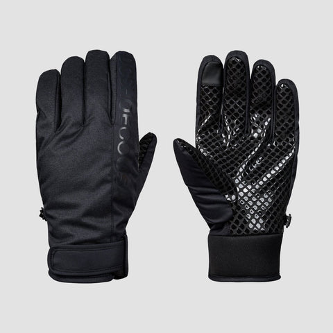 DC Deadeye Snowboard Gloves Black