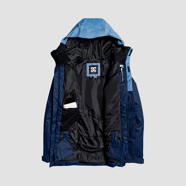 DC Defy Snow Jacket Coronet Blue
