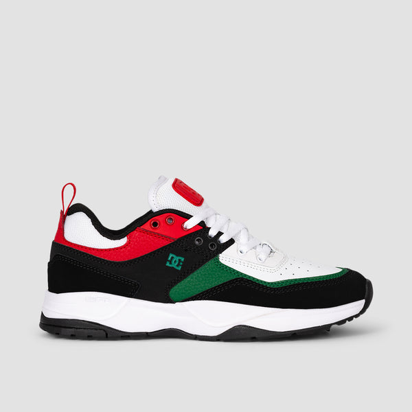 DC E.Tribeka Black/Red/Green - Kids