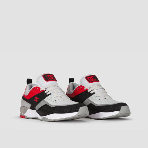 DC E.Tribeka Black/Athletic Red/Battleship - Footwear