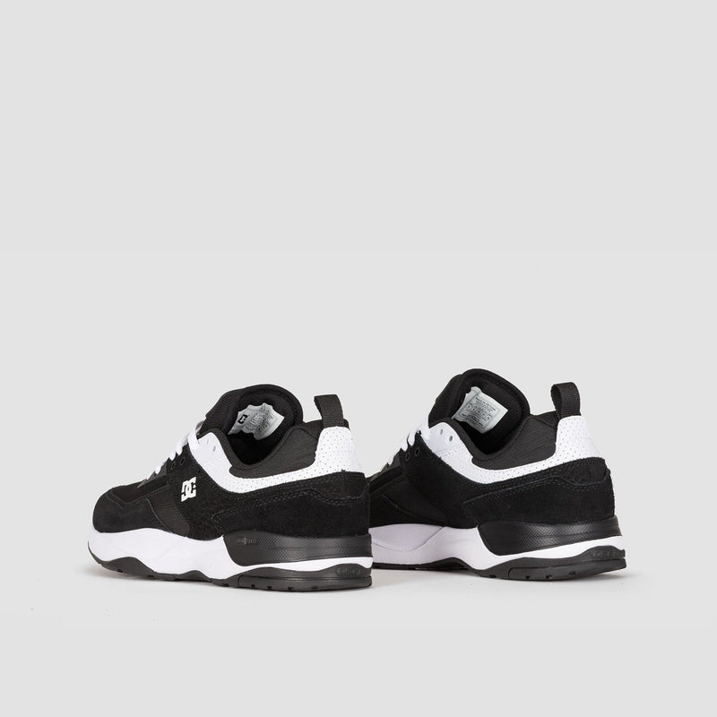 DC E.Tribeka Black/White - Footwear