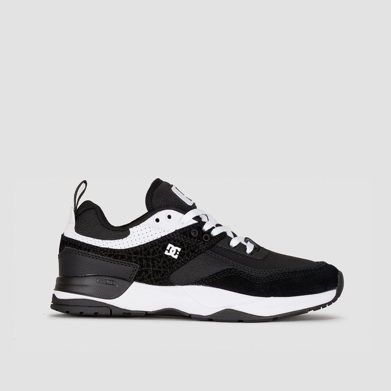 DC E.Tribeka Black/White - Kids - Footwear