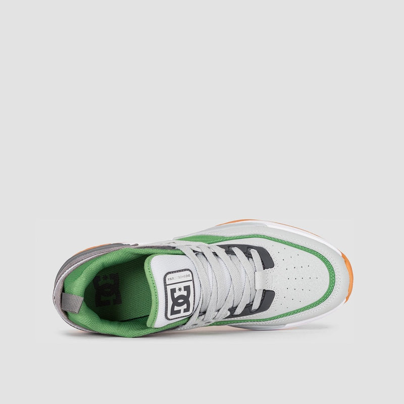 DC E.Tribeka Grey/Green - Footwear