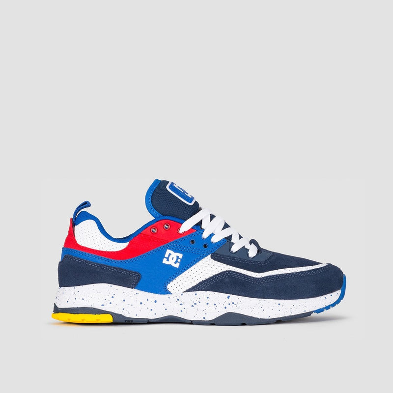 DC E.Tribeka SE Black/Blue/Red - Footwear