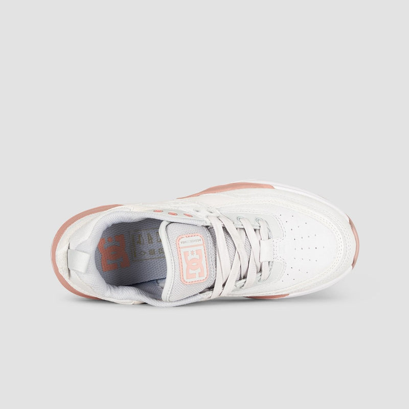 DC E.Tribeka SE Grey/Pink - Womens - Footwear