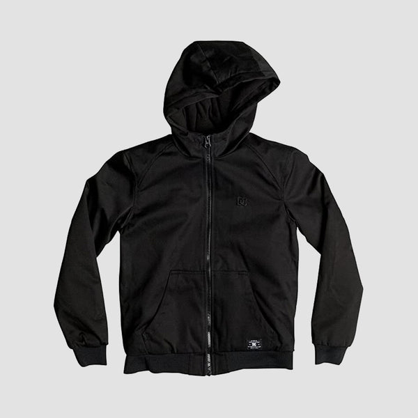 DC Ellis Jacket Black - Kids