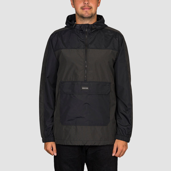 DC Field Anorak Jacket Black