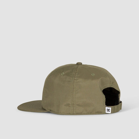 DC Floora Snapback Cap Fatigue Green - Accessories
